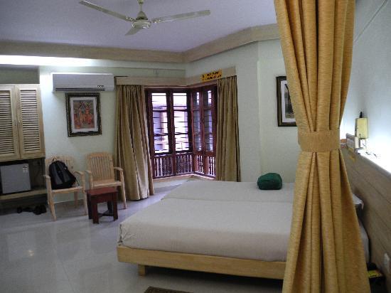 Parklane Hotel: Zimmer 404