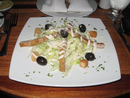 Decameron Los Delfines: caesar salad