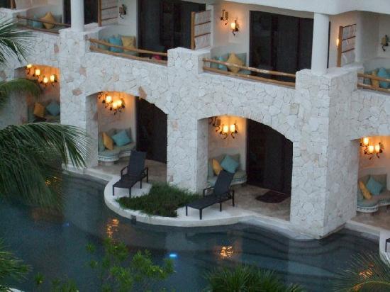 Secrets Maroma Beach Riviera Cancun Swim Out Suite