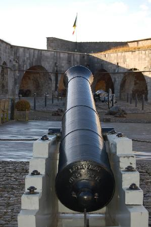 La Citadelle de Dinant : Inside