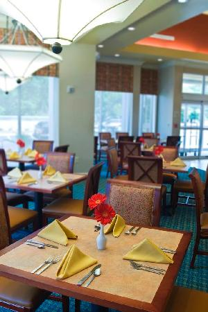 Hilton Garden Inn Savannah Midtown: Garden Grille & Bar Serving Breakfast, Lunch & Dinner