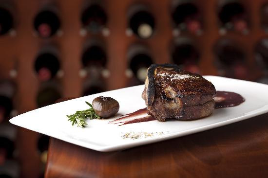 TRIO Restaurant: Bone-In Tenderloin