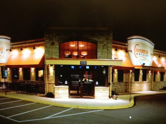 Copperhead Grille - Allentown: exterior of building