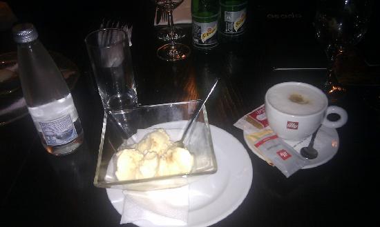 Asado: Dessert