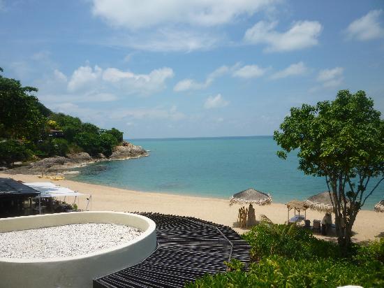 The Tongsai Bay: The Private Beach
