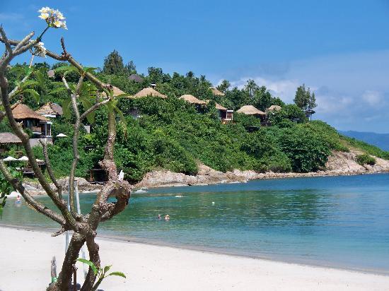 อารยาบุรี บูติค รีสอร์ท: plage de l'hôtel