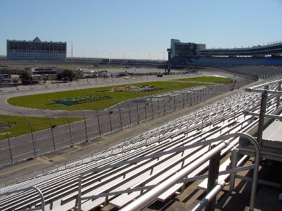 View Of Track From Stands Looking Right Picture Of Texas