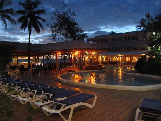 Barbados Beach Club Pool And Bar