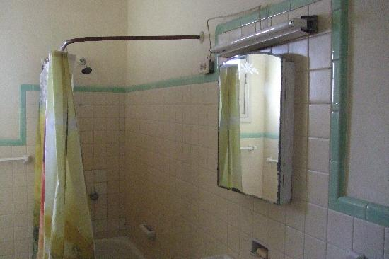 Casa Teresita : Shower over bath