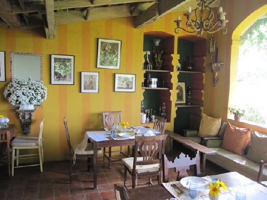 Marcia Adams Restaurant: A view of an interior seating area