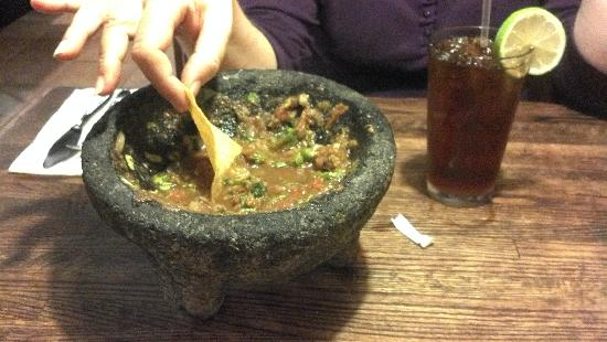 This salsa is the best I've had in years!