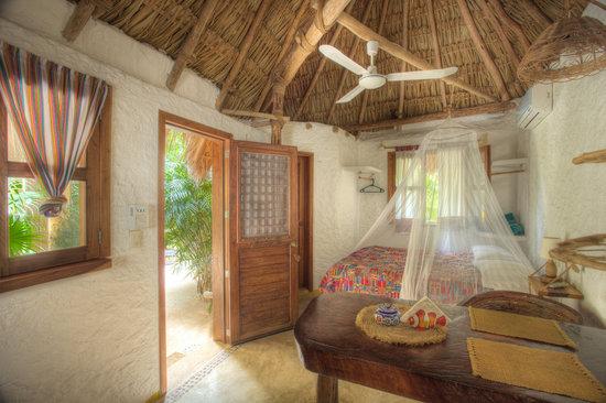 Holbox Hotel Mawimbi: room bungalow studio