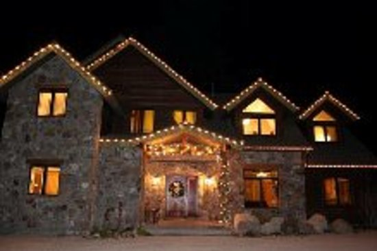 Stone Canyon Inn: Main lodge