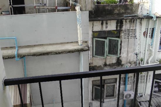 JL Bangkok: View from balcony