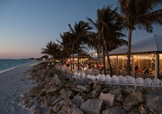 Bradenton Beach, Φλόριντα: Waterfront Dining