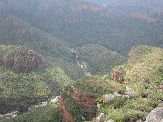 Blyde River Canyon Nature Reserve: the view