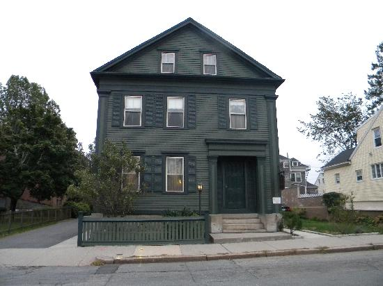 Lizzie Borden House: Lizzie's house