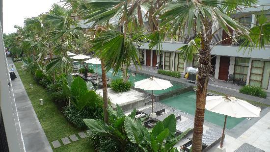 Amadea Resort & Villas: View from my room