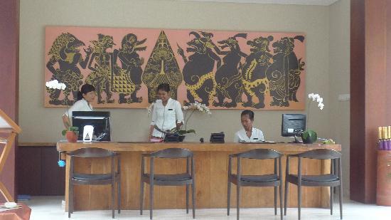 Amadea Resort & Villas: The very friendly staff