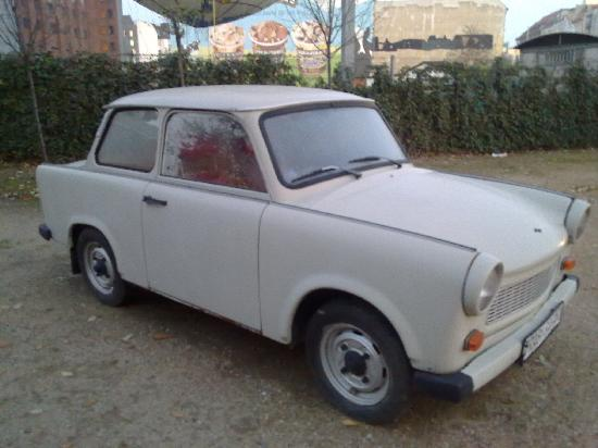 Berlin Dec 2010 - Trabant