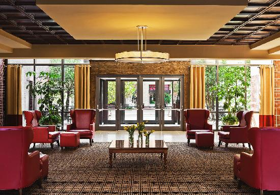 Sheraton Baltimore North Hotel: Lobby