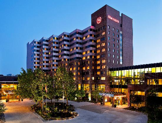 Sheraton Baltimore North Hotel: Exterior