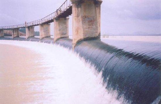 Bilaspur, Indien: Kutaghat Dam