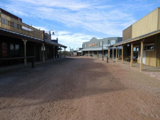 Tombstone Monument Ranch: Die Ranch