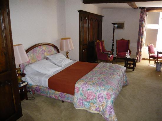 Château de Mercuès : La chambre 1