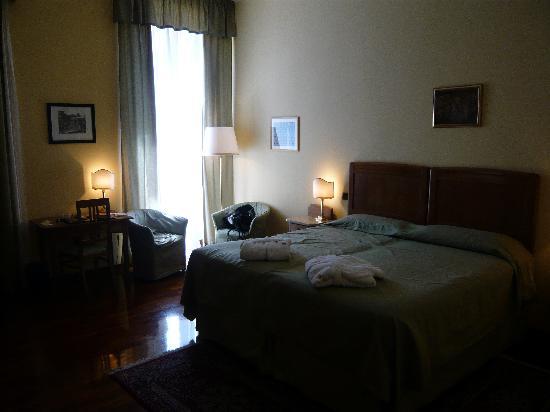 Albergo San Domenico: Chambre monacale 2
