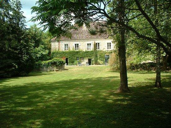 Le Val de Vergy : une ancienne maison de vigneron du 17è siècle