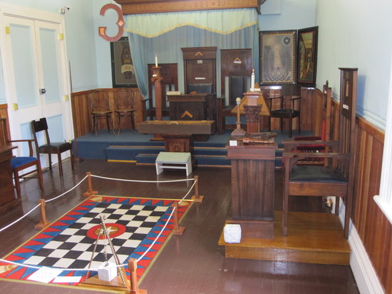Zeehan, Australia: Masonic Lodge
