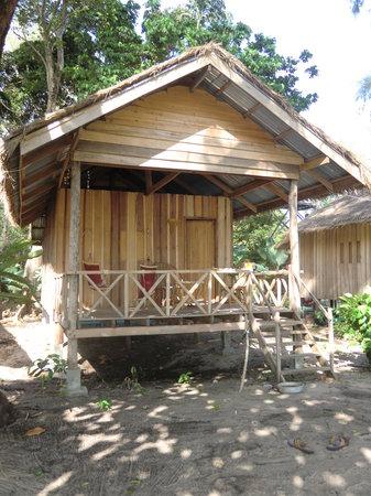 Koh Thmei Resort: Hütte