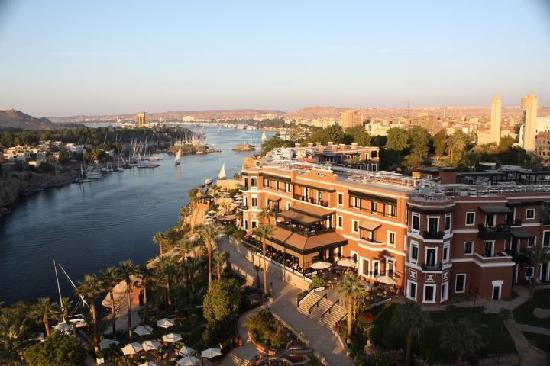 Old Cataract Aswan Picture Of Sofitel Legend Old Cataract