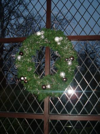 Clandeboye Lodge Hotel: Some more seasonal decor