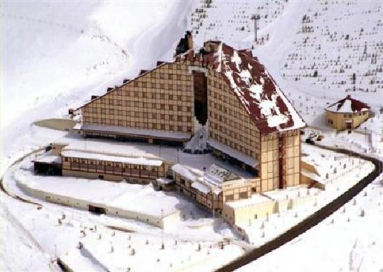Really Wonderfull Polat Erzurum Resort Hotel Erzurum Resmi