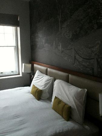 BEST WESTERN Seraphine Kensington Olympia Hotel: Hotelkamer