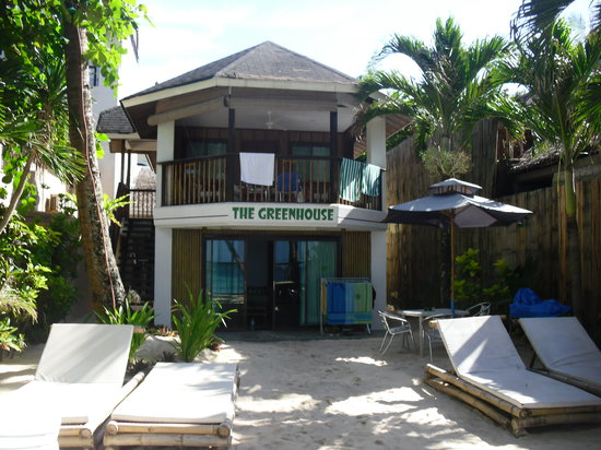 The Greenhouse (Boracay Beach House) : Greenhouse