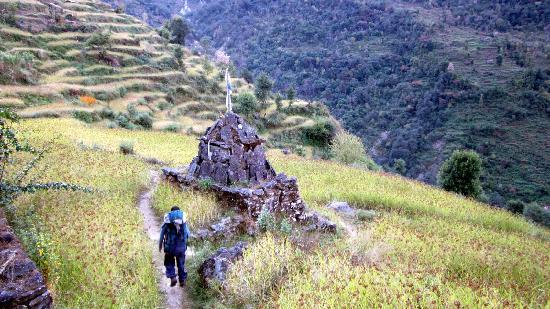 Rolwaling Valley: Simigaon, Rolwaling