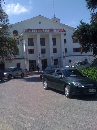 Frente del Hotel Nirvana