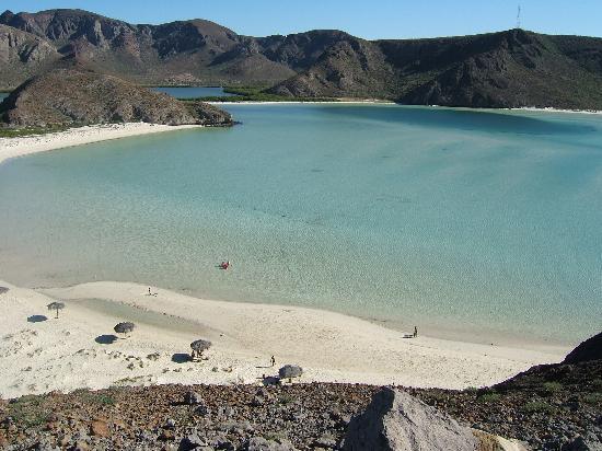 Balandra Beach: amazing location to have a day trip