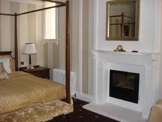 Carnbooth House Hotel: Suite