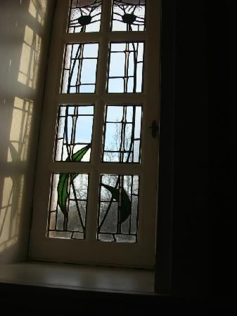 Carnbooth House Hotel: One of the suite windows