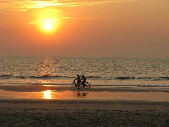 Betalbatim, India: Colva Beach