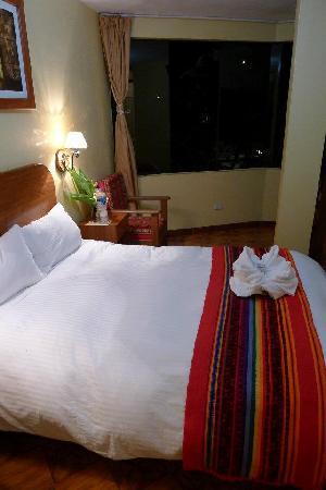Wiracocha Inn: Nice room