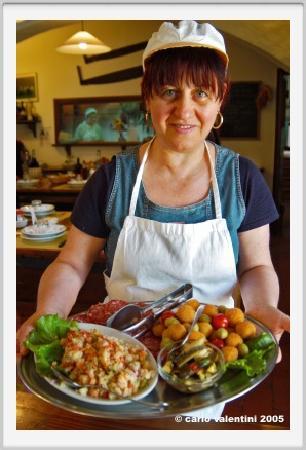 Agriturismo Il Cornacchino: Cucina Toscana al Cornacchino