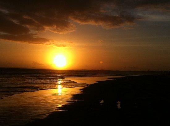 Pôr do Sol na Praia do Saco