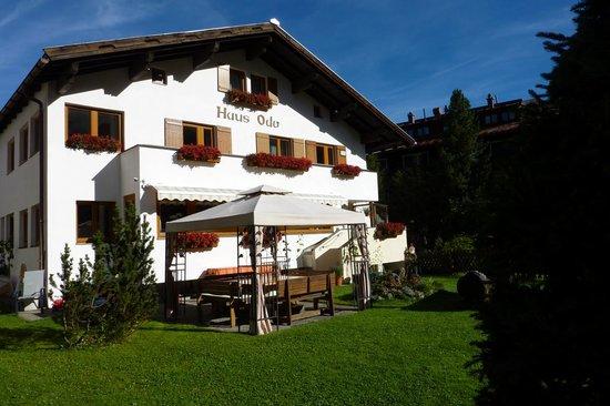 Urlaub in Lech, wohlfühlen im Haus Odo