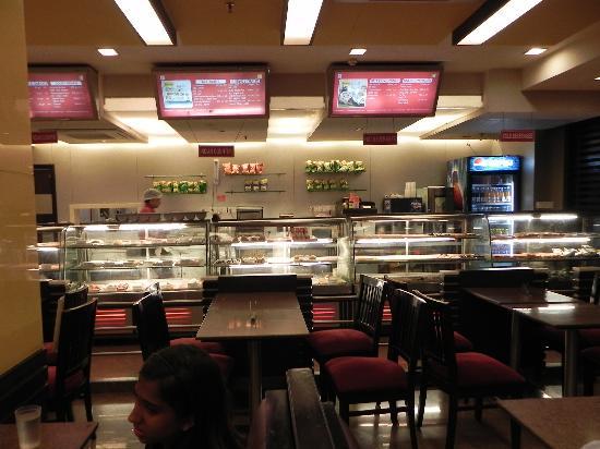 จิงเจอร์ นิวเดลี: Cafeteria