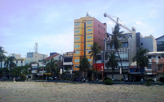 d'Bugis Ocean Hotel: Albergo
